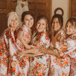 Bride Lindsey Berg and Bridal Party Photographer Emenee Studios